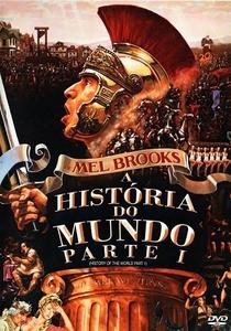 A História do Mundo: Parte I - Poster / Capa / Cartaz - Oficial 3