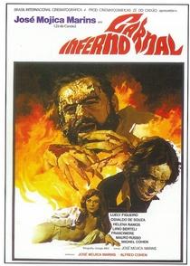 Inferno Carnal - Poster / Capa / Cartaz - Oficial 1