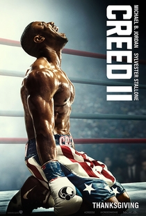 Creed II - Poster / Capa / Cartaz - Oficial 1