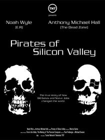 Piratas da Informática - Piratas do Vale do Silício - Poster / Capa / Cartaz - Oficial 1