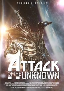 Attack of the Unknown - Poster / Capa / Cartaz - Oficial 1