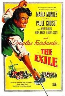 O Exilado - Poster / Capa / Cartaz - Oficial 1