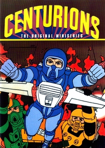 The Centurions - Poster / Capa / Cartaz - Oficial 1
