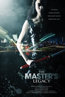 The Masters Legacy - Poster / Capa / Cartaz - Oficial 1
