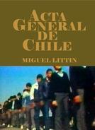 Ata Geral do Chile (Acta General de Chile)