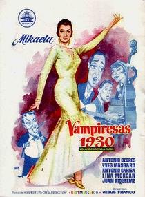 Vampiresas 1930  - Poster / Capa / Cartaz - Oficial 1