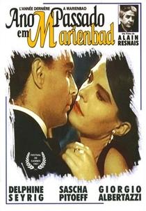 O Ano Passado em Marienbad - Poster / Capa / Cartaz - Oficial 5