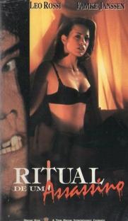 Ritual de um Assassino - Poster / Capa / Cartaz - Oficial 3