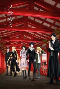 Noragami (2ª Temporada) - Poster / Capa / Cartaz - Oficial 1
