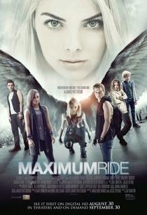 Maximum Ride: Projeto Angel - Poster / Capa / Cartaz - Oficial 1