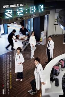 Golden Time - Poster / Capa / Cartaz - Oficial 1