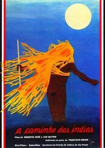A Caminho das Índias - Poster / Capa / Cartaz - Oficial 1
