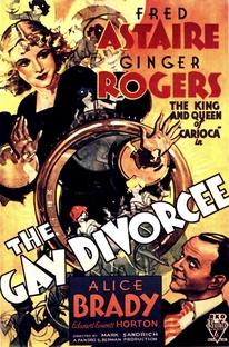 A Alegre Divorciada - Poster / Capa / Cartaz - Oficial 1