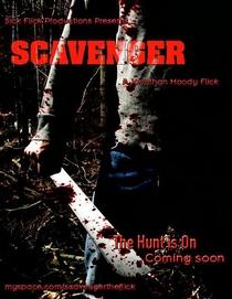 Scavenger - Poster / Capa / Cartaz - Oficial 1
