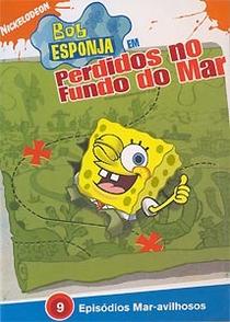 Bob Esponja - Perdidos no fundo do mar - Poster / Capa / Cartaz - Oficial 1