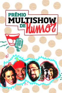 Prêmio Multishow de Humor (2ª Temporada) - Poster / Capa / Cartaz - Oficial 1