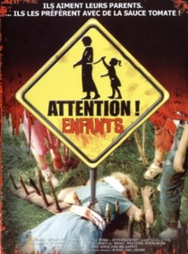 Beware: Children at Play - Poster / Capa / Cartaz - Oficial 1
