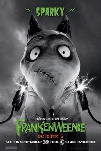 Frankenweenie - Poster / Capa / Cartaz - Oficial 7