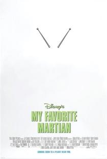 Meu Marciano Favorito - Poster / Capa / Cartaz - Oficial 2