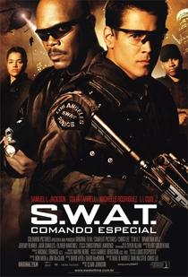 S.W.A.T.: Comando Especial - Poster / Capa / Cartaz - Oficial 6