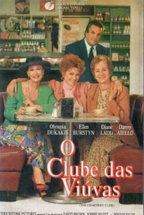 O Clube das Viúvas - Poster / Capa / Cartaz - Oficial 3