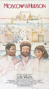 Moscou em Nova York - Poster / Capa / Cartaz - Oficial 2