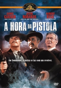 A Hora da Pistola  - Poster / Capa / Cartaz - Oficial 2