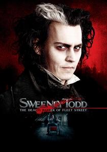 Sweeney Todd: O Barbeiro Demoníaco da Rua Fleet - Poster / Capa / Cartaz - Oficial 10