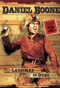 Daniel Boone (3ª Temporada) - Poster / Capa / Cartaz - Oficial 2