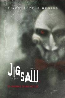 Jogos Mortais: Jigsaw - Poster / Capa / Cartaz - Oficial 11