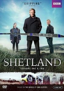 Shetland (2ª Temporada) - Poster / Capa / Cartaz - Oficial 1