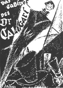O Gabinete do Dr. Caligari - Poster / Capa / Cartaz - Oficial 5