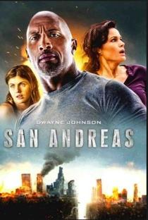Terremoto: A Falha de San Andreas - Poster / Capa / Cartaz - Oficial 9