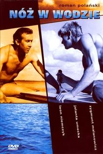 A Faca na Água - Poster / Capa / Cartaz - Oficial 3