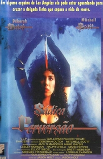 Sádica Perversão - Poster / Capa / Cartaz - Oficial 1