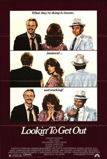 Looking to Get Out  - Poster / Capa / Cartaz - Oficial 2