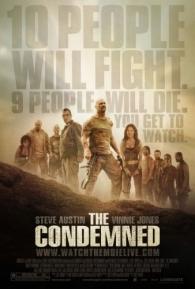 Os Condenados - Poster / Capa / Cartaz - Oficial 3