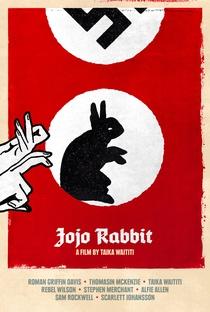 Jojo Rabbit - Poster / Capa / Cartaz - Oficial 4