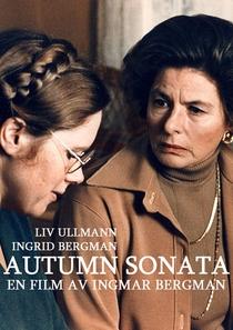Sonata de Outono - Poster / Capa / Cartaz - Oficial 1