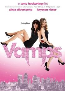 Vampiras - Poster / Capa / Cartaz - Oficial 2