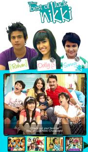 Melhor da sorte Nikki (2ª Temporada) - Poster / Capa / Cartaz - Oficial 1