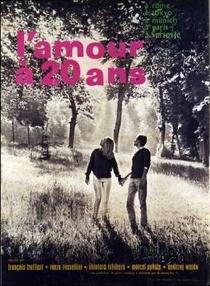 O Amor aos Vinte Anos - Poster / Capa / Cartaz - Oficial 2