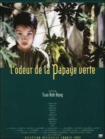 O Cheiro do Papaia Verde - Poster / Capa / Cartaz - Oficial 3