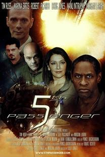 O Quinto Passageiro - Poster / Capa / Cartaz - Oficial 3