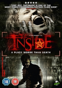 The Inside - Poster / Capa / Cartaz - Oficial 1