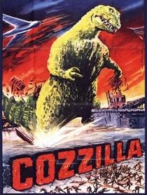 Cozzilla - Poster / Capa / Cartaz - Oficial 1