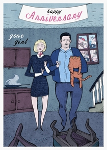 Garota Exemplar - Poster / Capa / Cartaz - Oficial 14