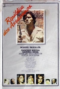 República dos Assassinos - Poster / Capa / Cartaz - Oficial 2
