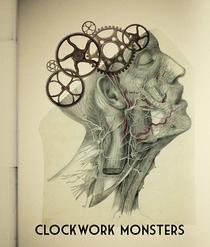 Clockwork Monsters - Poster / Capa / Cartaz - Oficial 1