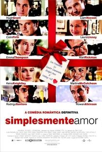 Simplesmente Amor - Poster / Capa / Cartaz - Oficial 8